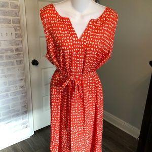 Ann Taylor Summer Dress